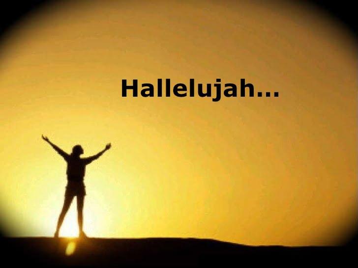 Alleluia, Halleluja, Halleloe-Jah!