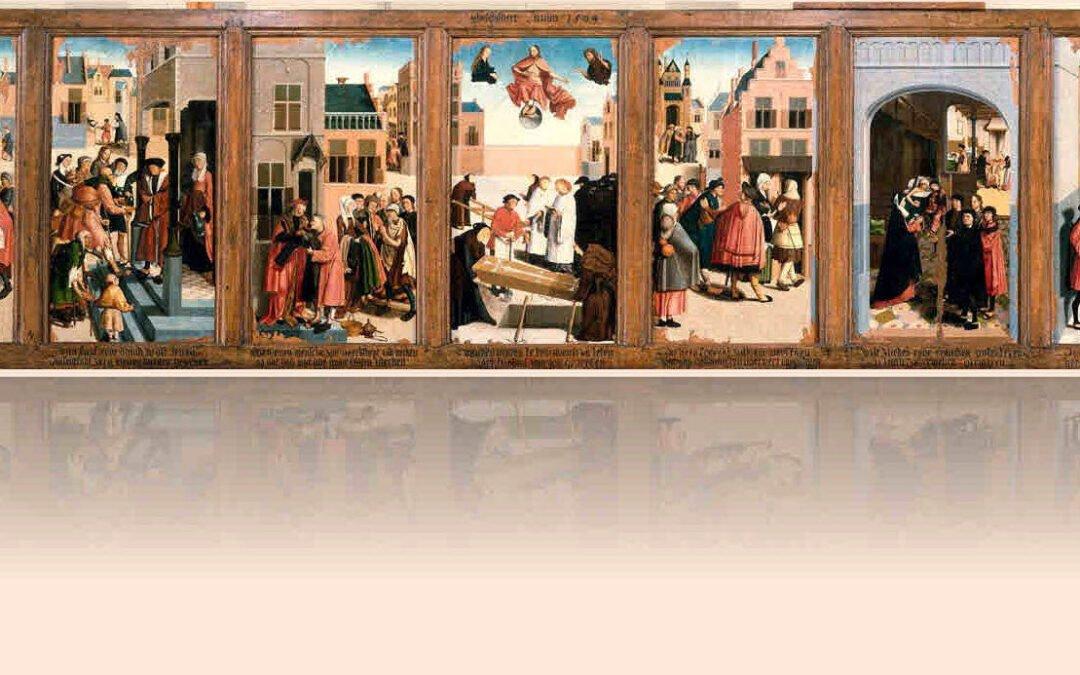 Muziek rond de Zeven Werken van Barmhartigheid